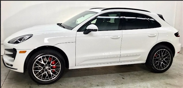 Used 2015 Porsche Macan Turbo Turbo Used 2015 Porsche Macan Turbo Turbo for sale Sold at Response Motors in Mountain View CA 6