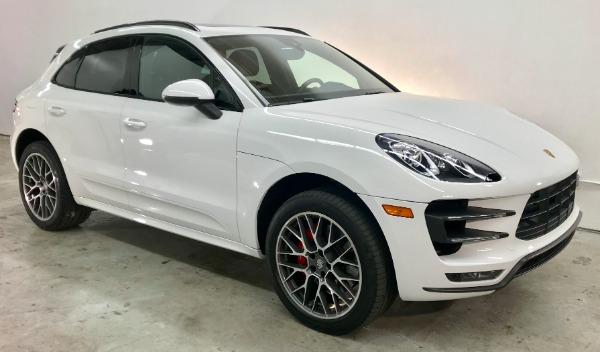 Used 2015 Porsche Macan Turbo Turbo Used 2015 Porsche Macan Turbo Turbo for sale Sold at Response Motors in Mountain View CA 1