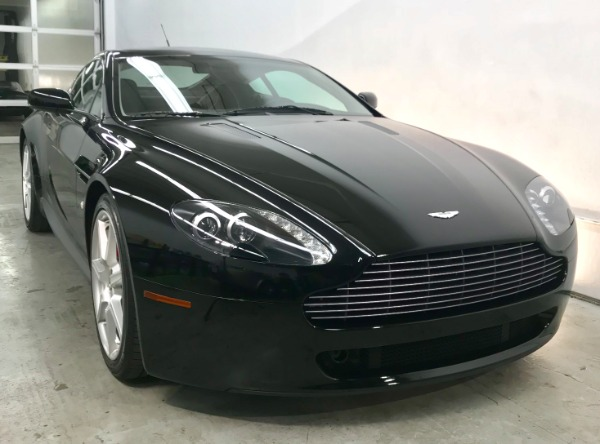 Used 2006 Aston Martin V8 Vantage Used 2006 Aston Martin V8 Vantage for sale Sold at Response Motors in Mountain View CA 8