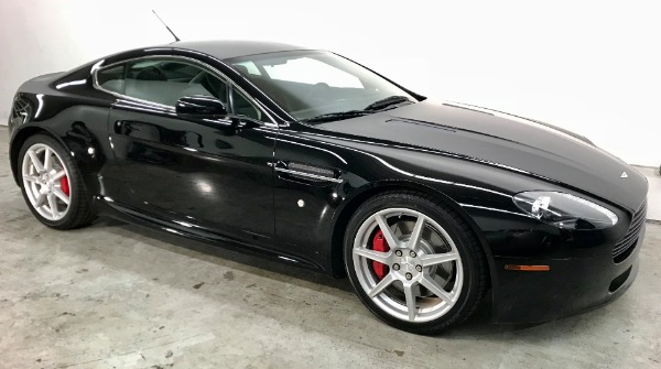 Used 2006 Aston Martin V8 Vantage Used 2006 Aston Martin V8 Vantage for sale Sold at Response Motors in Mountain View CA 1