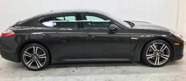 Used 2011 Porsche Panamera 4 Used 2011 Porsche Panamera 4 for sale Sold at Response Motors in Mountain View CA 10