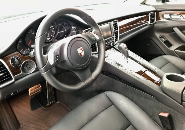 Used 2011 Porsche Panamera 4 Used 2011 Porsche Panamera 4 for sale Sold at Response Motors in Mountain View CA 13