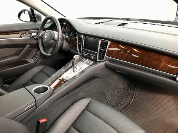 Used 2011 Porsche Panamera 4 Used 2011 Porsche Panamera 4 for sale Sold at Response Motors in Mountain View CA 14