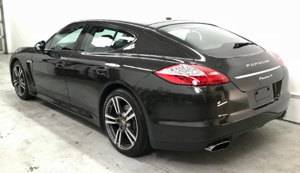 Used 2011 Porsche Panamera 4 Used 2011 Porsche Panamera 4 for sale Sold at Response Motors in Mountain View CA 8