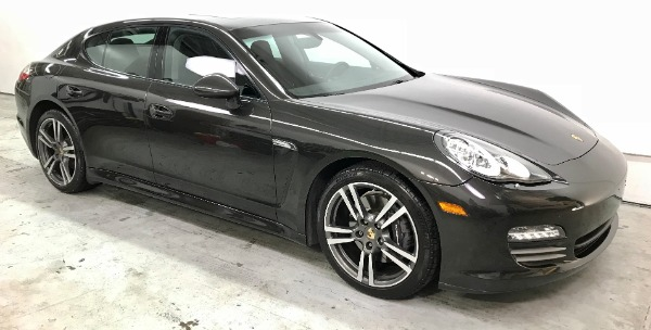 Used 2011 Porsche Panamera 4 Used 2011 Porsche Panamera 4 for sale Sold at Response Motors in Mountain View CA 1
