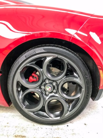 Used 2015 Alfa Romeo 4C Launch Edition Used 2015 Alfa Romeo 4C Launch Edition for sale Sold at Response Motors in Mountain View CA 9