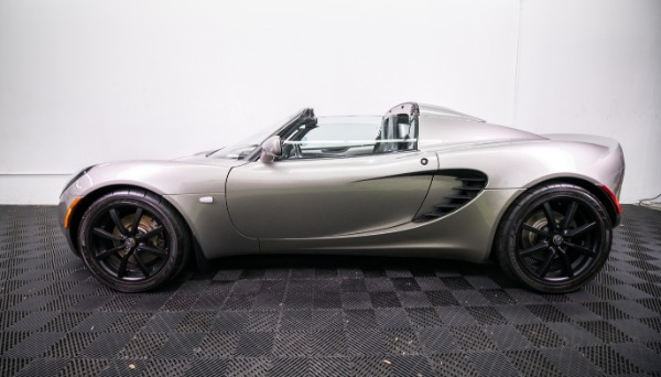Used 2005 Lotus Elise Used 2005 Lotus Elise for sale Sold at Response Motors in Mountain View CA 11