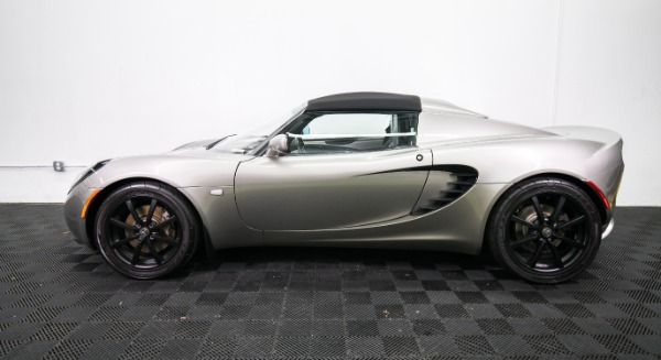 Used 2005 Lotus Elise Used 2005 Lotus Elise for sale Sold at Response Motors in Mountain View CA 12