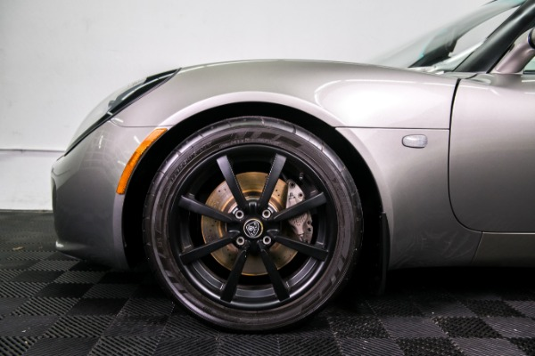 Used 2005 Lotus Elise Used 2005 Lotus Elise for sale Sold at Response Motors in Mountain View CA 13