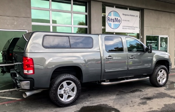 Used 2011 GMC Sierra 2500HD SLT Duramax Used 2011 GMC Sierra 2500HD SLT Duramax for sale Sold at Response Motors in Mountain View CA 4