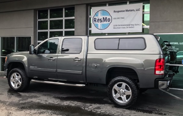 Used 2011 GMC Sierra 2500HD SLT Duramax Used 2011 GMC Sierra 2500HD SLT Duramax for sale Sold at Response Motors in Mountain View CA 6
