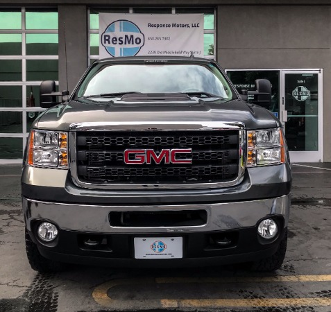 Used 2011 GMC Sierra 2500HD SLT Duramax Used 2011 GMC Sierra 2500HD SLT Duramax for sale Sold at Response Motors in Mountain View CA 8