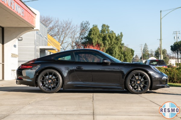 Used 2014 Porsche 911 Carrera Used 2014 Porsche 911 Carrera for sale Sold at Response Motors in Mountain View CA 3