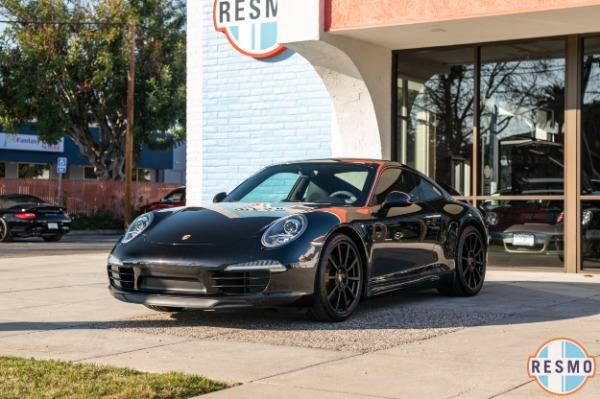 Used 2014 Porsche 911 Carrera Used 2014 Porsche 911 Carrera for sale Sold at Response Motors in Mountain View CA 8