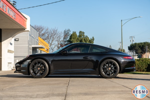 Used 2014 Porsche 911 Carrera Used 2014 Porsche 911 Carrera for sale Sold at Response Motors in Mountain View CA 9