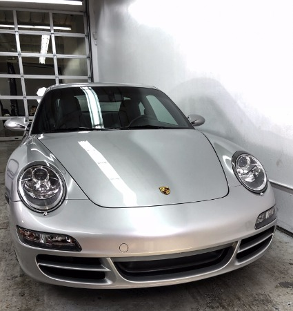 Used 2005 Porsche 911 Carrera S Used 2005 Porsche 911 Carrera S for sale Sold at Response Motors in Mountain View CA 3