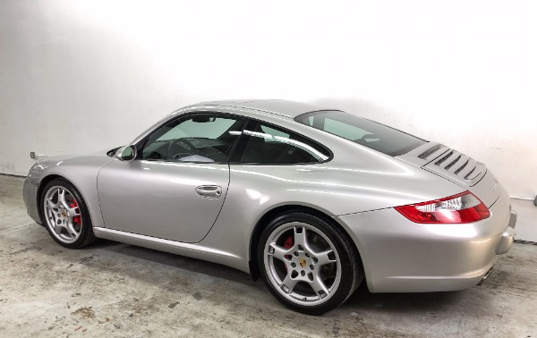 Used 2005 Porsche 911 Carrera S Used 2005 Porsche 911 Carrera S for sale Sold at Response Motors in Mountain View CA 7