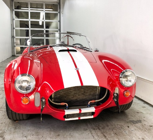 Used 1965 Shelby Cobra Superformance Superformance Used 1965 Shelby Cobra Superformance Superformance for sale Sold at Response Motors in Mountain View CA 4