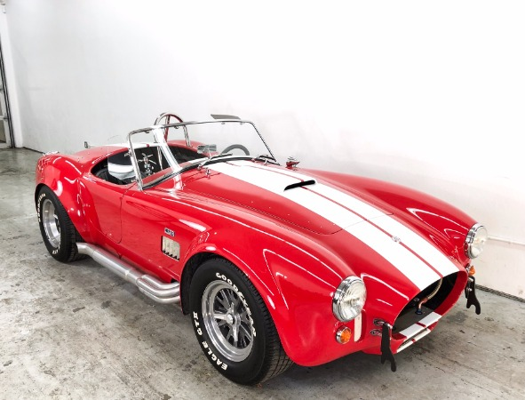 Used 1965 Shelby Cobra Superformance Superformance Used 1965 Shelby Cobra Superformance Superformance for sale Sold at Response Motors in Mountain View CA 1