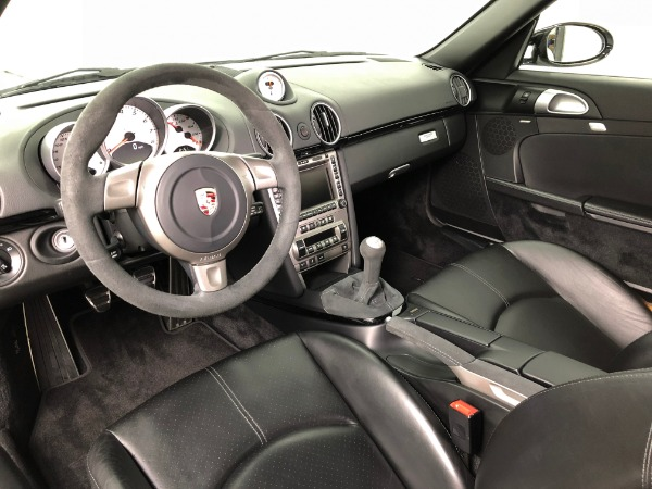 Used 2008 Porsche Cayman S Sport Used 2008 Porsche Cayman S Sport for sale Sold at Response Motors in Mountain View CA 11