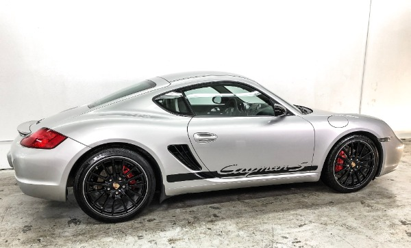 Used 2008 Porsche Cayman S Sport Used 2008 Porsche Cayman S Sport for sale Sold at Response Motors in Mountain View CA 3