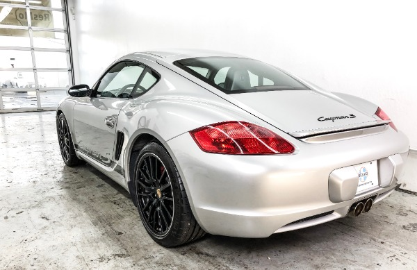 Used 2008 Porsche Cayman S Sport Used 2008 Porsche Cayman S Sport for sale Sold at Response Motors in Mountain View CA 4