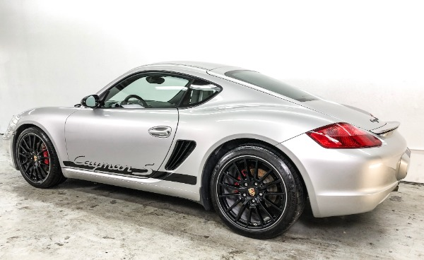 Used 2008 Porsche Cayman S Sport Used 2008 Porsche Cayman S Sport for sale Sold at Response Motors in Mountain View CA 6