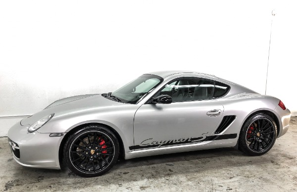Used 2008 Porsche Cayman S Sport Used 2008 Porsche Cayman S Sport for sale Sold at Response Motors in Mountain View CA 7