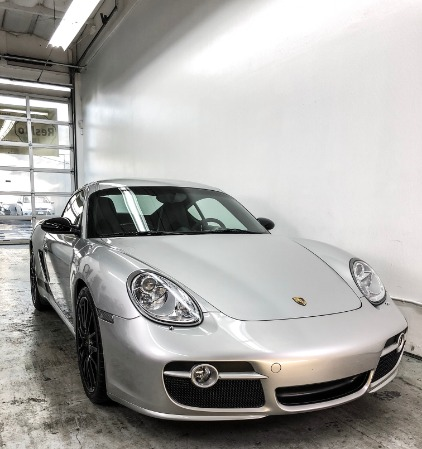 Used 2008 Porsche Cayman S Sport Used 2008 Porsche Cayman S Sport for sale Sold at Response Motors in Mountain View CA 8