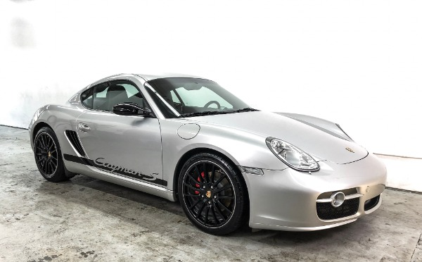Used 2008 Porsche Cayman S Sport Used 2008 Porsche Cayman S Sport for sale Sold at Response Motors in Mountain View CA 1