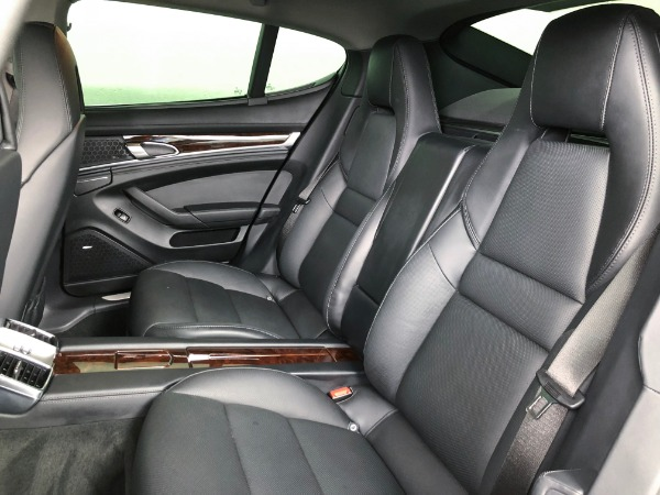 Used 2012 Porsche Panamera 4S Used 2012 Porsche Panamera 4S for sale Sold at Response Motors in Mountain View CA 11