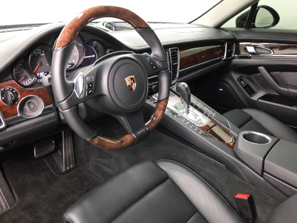 Used 2012 Porsche Panamera 4S Used 2012 Porsche Panamera 4S for sale Sold at Response Motors in Mountain View CA 12