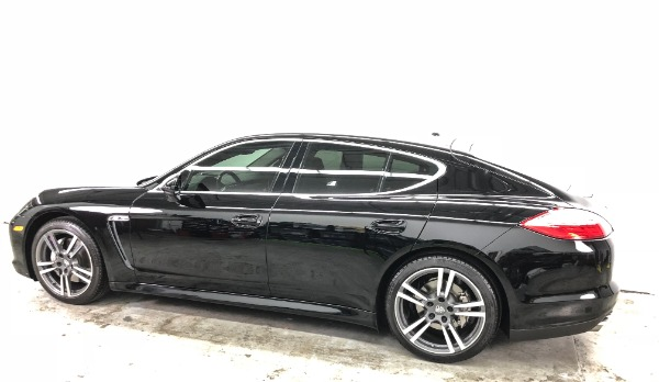 Used 2012 Porsche Panamera 4S Used 2012 Porsche Panamera 4S for sale Sold at Response Motors in Mountain View CA 8