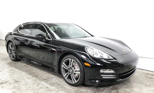 Used 2012 Porsche Panamera 4S Used 2012 Porsche Panamera 4S for sale Sold at Response Motors in Mountain View CA 1