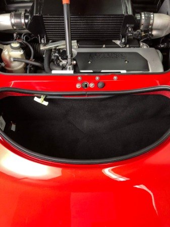 Used 2007 Lotus Exige S Used 2007 Lotus Exige S for sale Sold at Response Motors in Mountain View CA 15