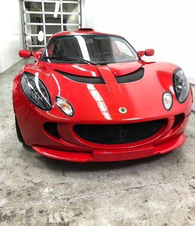 Used 2007 Lotus Exige S Used 2007 Lotus Exige S for sale Sold at Response Motors in Mountain View CA 4