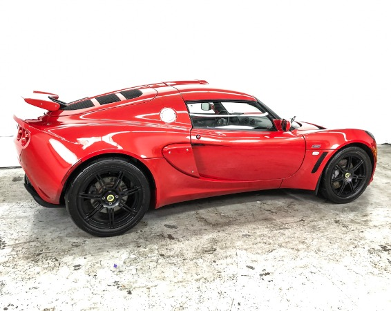 Used 2007 Lotus Exige S Used 2007 Lotus Exige S for sale Sold at Response Motors in Mountain View CA 6