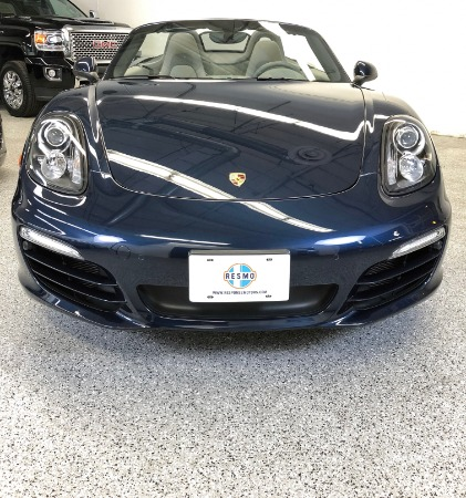 Used 2013 Porsche Boxster Used 2013 Porsche Boxster for sale Sold at Response Motors in Mountain View CA 10