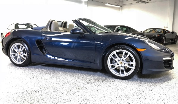 Used 2013 Porsche Boxster Used 2013 Porsche Boxster for sale Sold at Response Motors in Mountain View CA 3