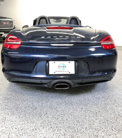 Used 2013 Porsche Boxster Used 2013 Porsche Boxster for sale Sold at Response Motors in Mountain View CA 4
