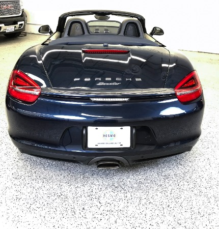 Used 2013 Porsche Boxster Used 2013 Porsche Boxster for sale Sold at Response Motors in Mountain View CA 5