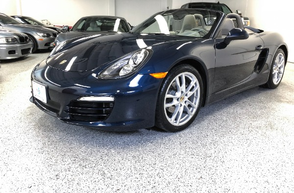Used 2013 Porsche Boxster Used 2013 Porsche Boxster for sale Sold at Response Motors in Mountain View CA 7