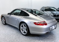 Used 2006 Porsche 911 Carrera 4S Used 2006 Porsche 911 Carrera 4S for sale Sold at Response Motors in Mountain View CA 5