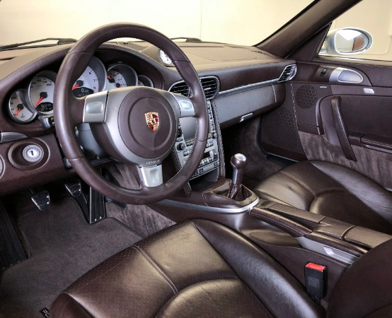 Used 2006 Porsche 911 Carrera 4S Used 2006 Porsche 911 Carrera 4S for sale Sold at Response Motors in Mountain View CA 8