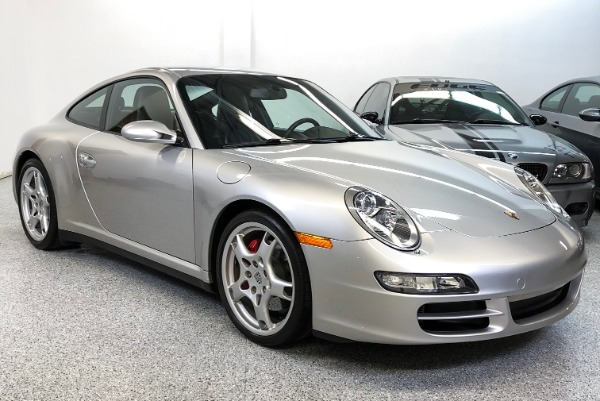 Used 2006 Porsche 911 Carrera 4S Used 2006 Porsche 911 Carrera 4S for sale Sold at Response Motors in Mountain View CA 1