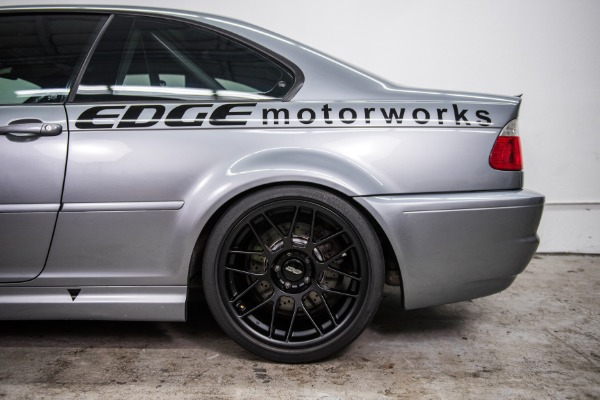 Used 2004 BMW M3 Racecar Used 2004 BMW M3 Racecar for sale Sold at Response Motors in Mountain View CA 10