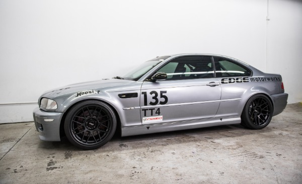 Used 2004 BMW M3 Racecar Used 2004 BMW M3 Racecar for sale Sold at Response Motors in Mountain View CA 14