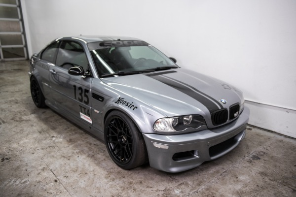 Used 2004 BMW M3 Racecar Used 2004 BMW M3 Racecar for sale Sold at Response Motors in Mountain View CA 3