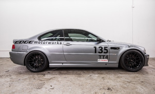 Used 2004 BMW M3 Racecar Used 2004 BMW M3 Racecar for sale Sold at Response Motors in Mountain View CA 4