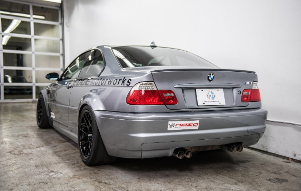 Used 2004 BMW M3 Racecar Used 2004 BMW M3 Racecar for sale Sold at Response Motors in Mountain View CA 7